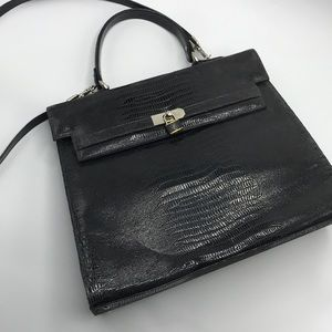 Due Fratelli leather bag